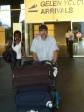échange de valise