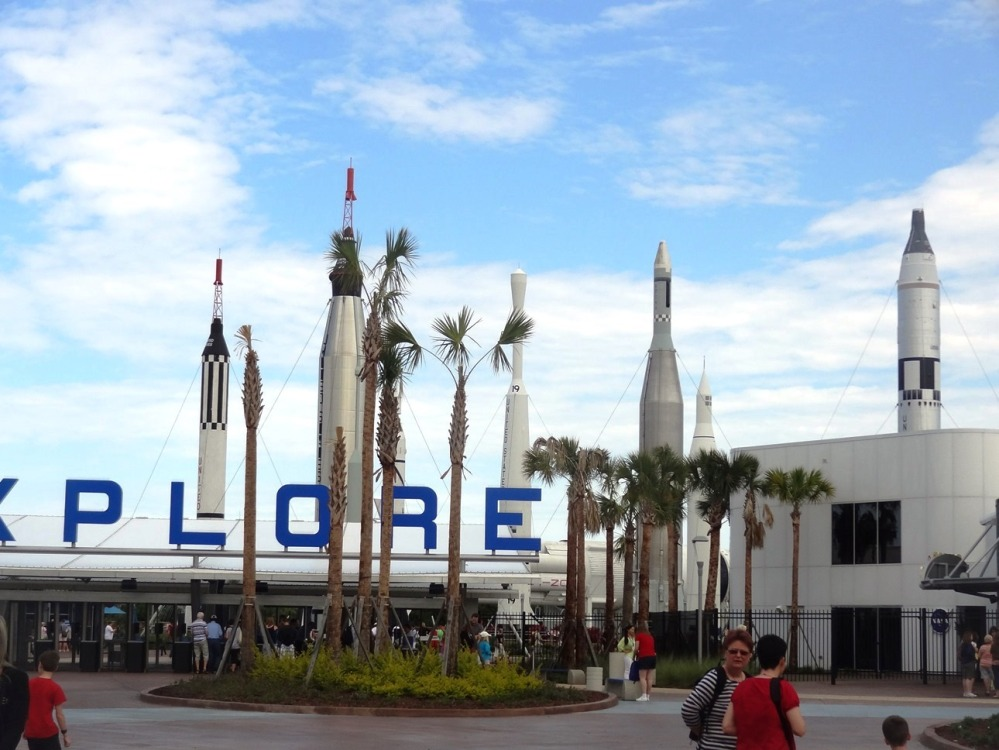 Kennedy Space Center (3/6)