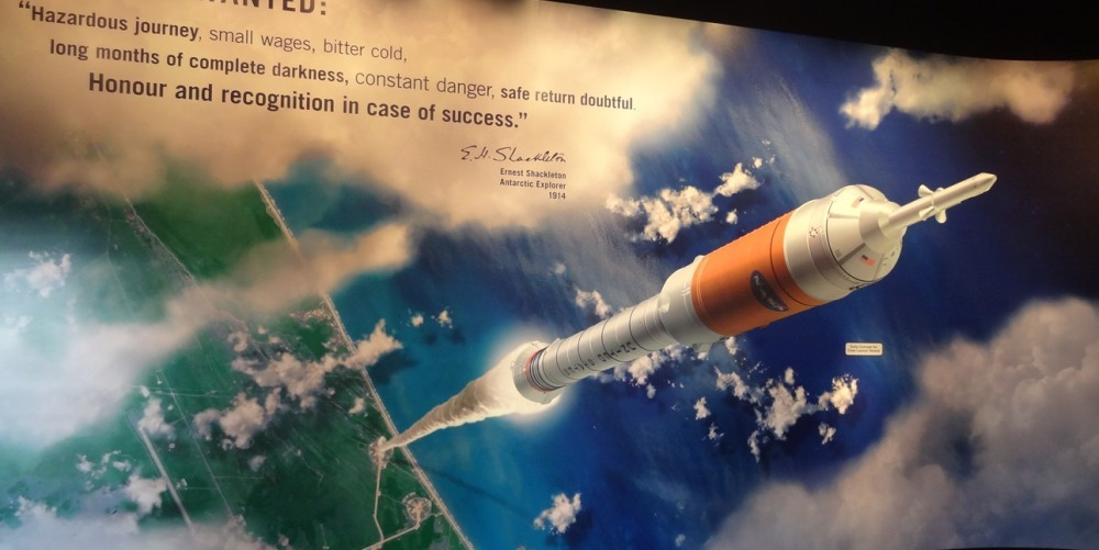 Kennedy Space Center (1/6)