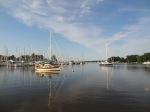 Hertge marina, Galesville