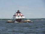 Thomas Point Lighthouse, près d'Annapolis