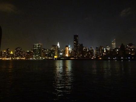 East River, vu de Anable Basin, LIC