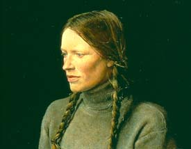 Andrew_Wyeth_Braids_1979_Helga