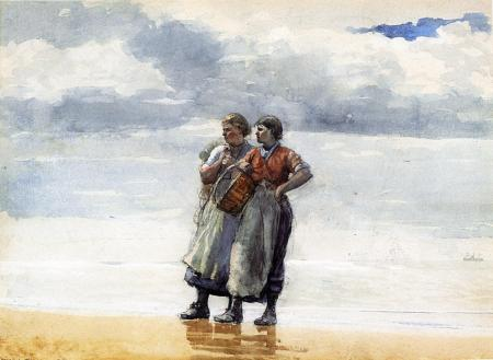 Homer_Winslow_Daughters_of_the_Sea