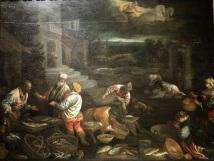 Allégorie de l'eau, Jacopo Bassano