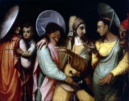 Nicolas Bollery - Les Acteurs (vers 1595-1605)