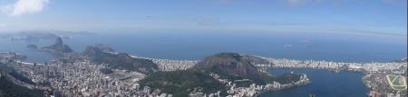 Panorama du Corcovado