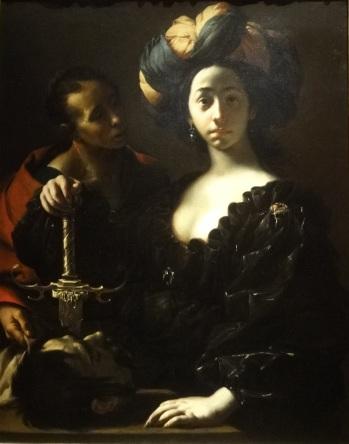 Judith et la tête d'Holopherne