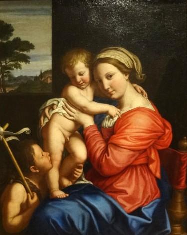 Sassoferrato, Madonna