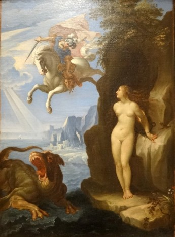 Andromède et Persée