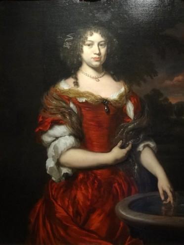 Anna Hofstreek, Nicolaes Maes, 1674