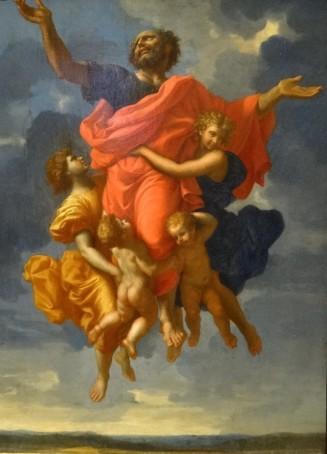 Poussin, St Paul, 1643