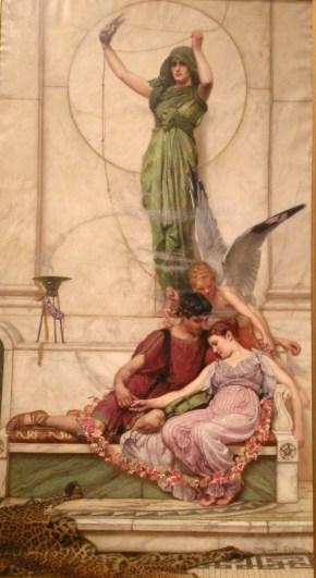 Roman courtship