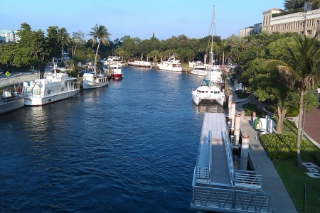 new_river_marina_municipale_ft_lauderdale
