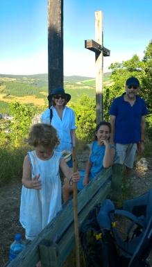 Aux trois croix de La Canourgue