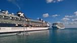 Cruise ships à Dockyard