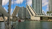 Miami River, les ponts