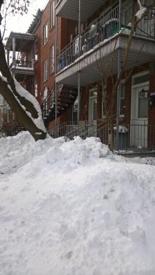 Avenue de Chateaubriand, Montréal