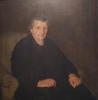 Brigida Rodriguez Prendes, mère du peintre, 1916
