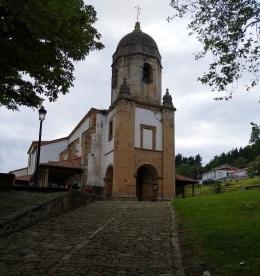 Eglise de Lastres