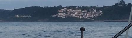 Départ à l'aube pour Santander