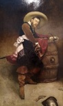 Un ivrogne, 1897