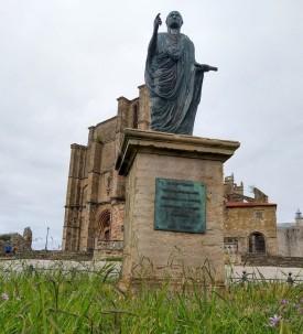 Vespasien (9-79), fondateur de la colonie