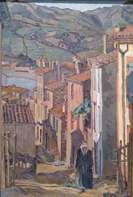 Hélène Rivière, Collioure, 1926