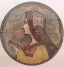 Jane Atché, Méditation, 1897