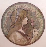 Jane Atché, Rêverie, 1897