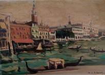 Marie-Anne Ichanson, Venise, 1937