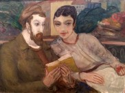 Marie Bermond, Couple