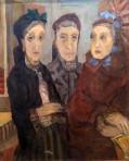 Marie Bermond, Trois vieilles dames