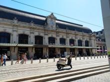 Bordeaux, sa gare