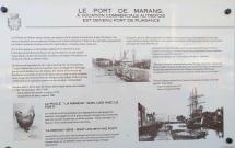 Un grand port dans le temps...