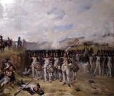 Albert Bligny, Scène de bataille napoléonienne