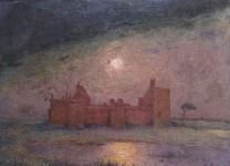 Château de Suscinio, Ferdinand Loyen du Puigaudeau