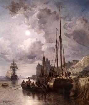 Jules Noël, Marine, 1877