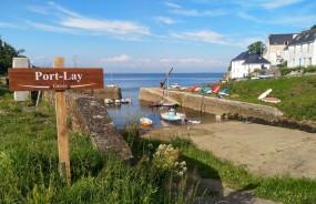 Port Lay, le plus petit